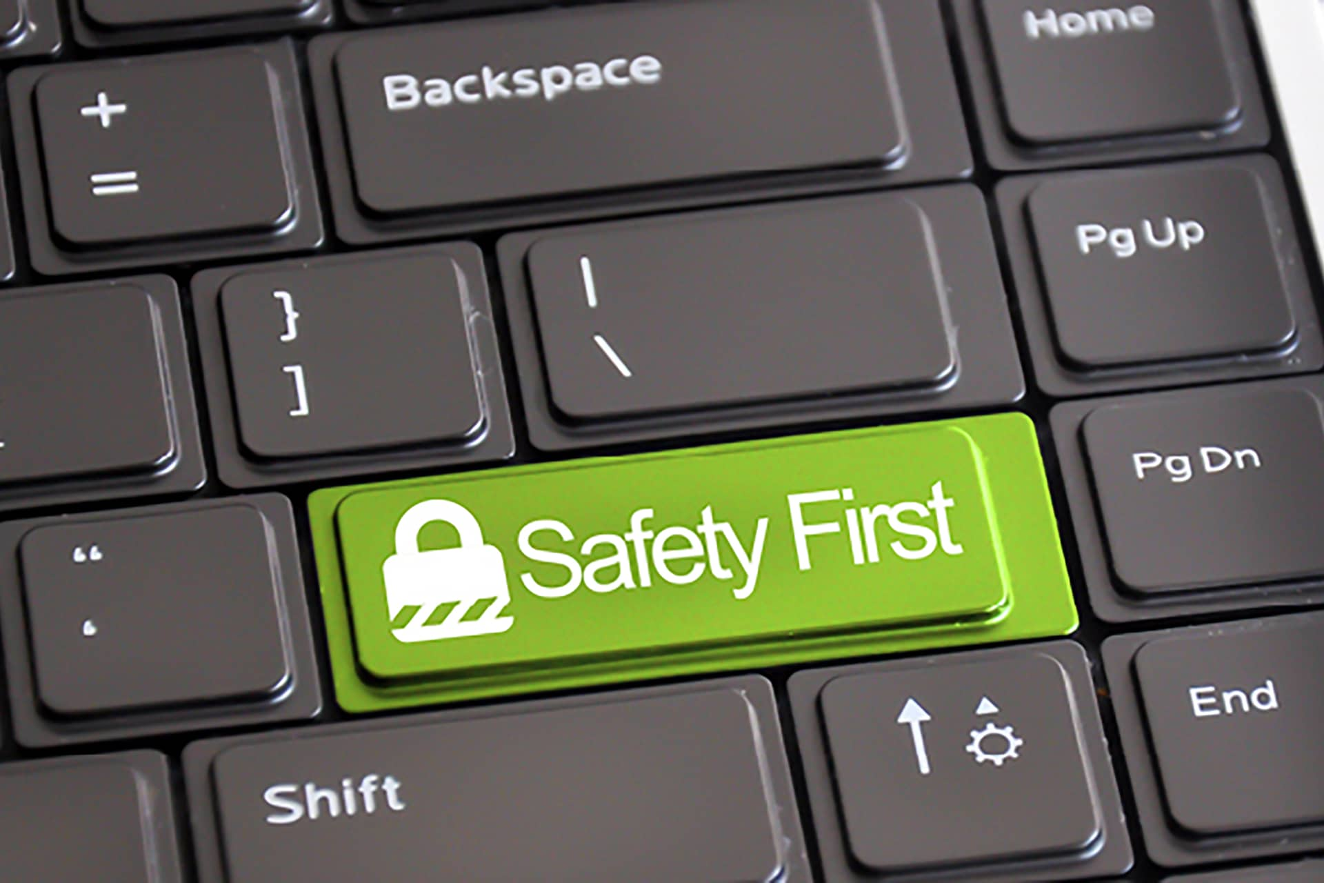 The Five Principles of Online Dating Safety
